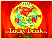 Lucky Drink In Egypt