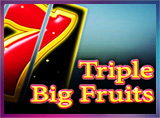 Triple Big Fruits