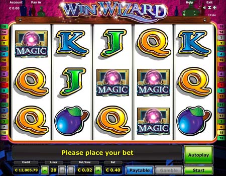 Играть в Win Wizard