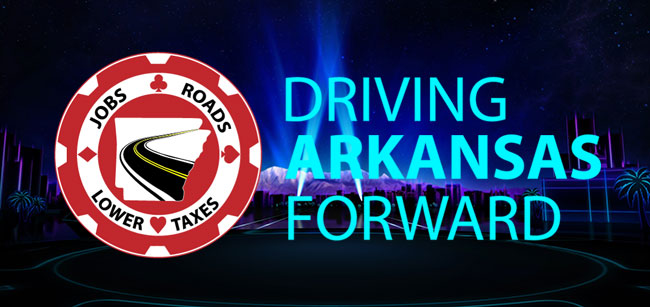 Driving Arkansas Forward